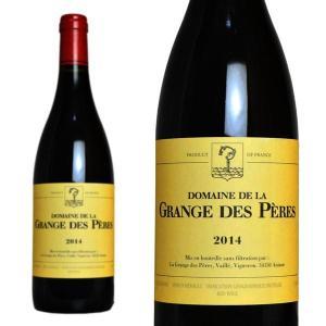 ラ・グランジュ・デ・ペール ルージュ・ヴァン・ド・ペイ・ド・レロー 2014年 750ml (フランス ラングドックルーション 赤ワイン)|wineuki