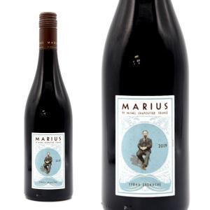 マリウス ルージュ 2019年 M.シャプティエ 750ml (フランス ラングドックルーション 赤ワイン)|うきうきワインの玉手箱