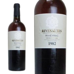 リヴザルト 1982年 リヴェイラック 750ml (フランス ラングドックルーション 赤ワイン)|wineuki