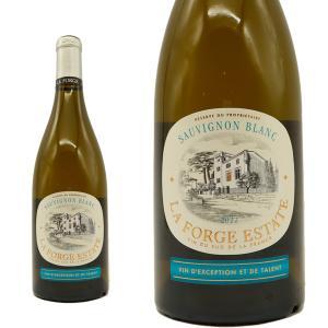 ラ・フォルジュ・エステート ソーヴィニヨン・ブラン 2017年 ジャン・クロード・マス 750ml (フランス ラングドックルーション 白ワイン)|wineuki