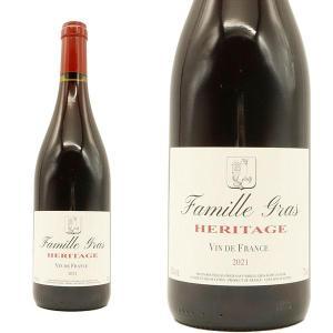 サンタ・デュック エリタージュ 2016年 750ml (フランス ローヌ 赤ワイン)|wineuki