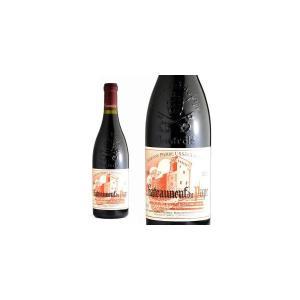 シャトーヌフ・デュ・パプ トラディション 2004年 ドメーヌ・ピエール・ユッセリオ AOCシャトーヌフ・デュ・パプ (赤ワイン・フランス)|wineuki