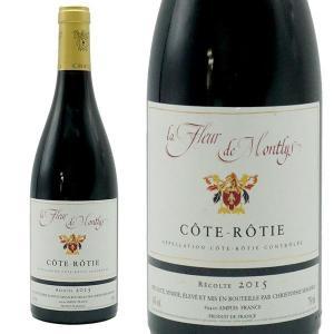 コート・ロティ フルール・ド・モンリス 2013年 ドメーヌ・クリストフ・セマスカ 750ml 正規 (フランス ローヌ 赤ワイン)|wineuki