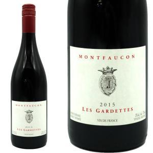 モンフォーコン レ・ガルデット 2014年 シャトー・ド・モンフォーコン 750ml (フランス ローヌ 赤ワイン)|wineuki