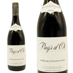 M.シャプティエ ペイ・ドック ルージュ 2017年 M.シャプティエ社 750ml (フランス ラングドックルーション 赤ワイン)|wineuki