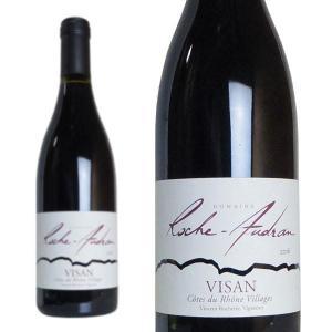 コート・デュ・ローヌ ヴィラージュ ヴィサン 2016年 ドメーヌ・ロッシュ・オードラン 750ml (フランス ローヌ 赤ワイン)|wineuki