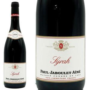 ポール・ジャブレ・エネ シラー 2016年 750ml (フランス ローヌ 赤ワイン)|wineuki