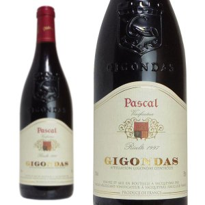 ジゴンダス 1997年 パスカル社 750ml (フランス ローヌ 赤ワイン)|wineuki
