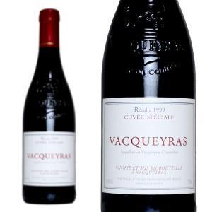 ヴァケラス キュヴェ・スペシャル 1999年 パスカル 750ml (フランス ローヌ 赤ワイン)|wineuki