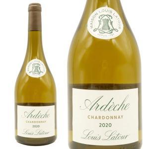 アルデッシュ・シャルドネ 2016年 ルイ・ラトゥール 正規 750ml (ローヌ 白ワイン)|wineuki