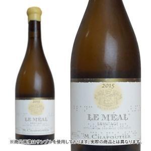 エルミタージュ ル・メアル ブラン 2016年 セレクション・パーセル M.シャプティエ 750ml (フランス ローヌ 白ワイン)|wineuki