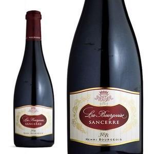 """サンセール """"ラ・ブルジョワーズ"""" ルージュ 2007年 ドメーヌ・アンリ・ブルジョワ (赤ワイン・フランス) wineuki"""