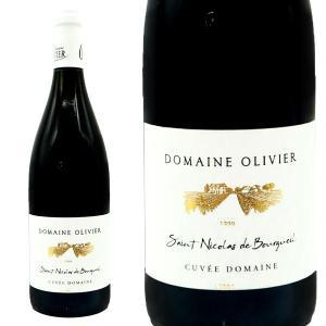 サン・ニコラ・ドゥ・ブルグイユ 1999年 ドメーヌ・オリヴィエ 750ml (フランス ロワール 赤ワイン)|wineuki