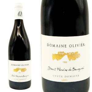 サン・ニコラ・ドゥ・ブルグイユ 1998年 ドメーヌ・オリヴィエ 750ml (フランス ロワール 赤ワイン)|wineuki