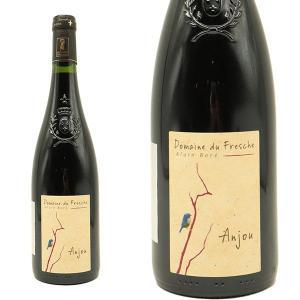 アンジュー ルージュ 2017年 ドメーヌ・デュ・フレッシュ 750ml (フランス ロワール 赤ワイン)|wineuki