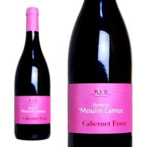 カベルネ・フラン・ド・ロワール 2017年 ドメーヌ・デュ・ムーラン・カミュ 750ml (フランス ロワール 赤ワイン)|wineuki
