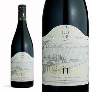 シノン クロ・ロ・ラ・クロワ・マリ ヴィエイユ・ヴィーニュ1998年 ドメーヌ ・アンドレ・バルク (赤ワイン・フランス)|wineuki