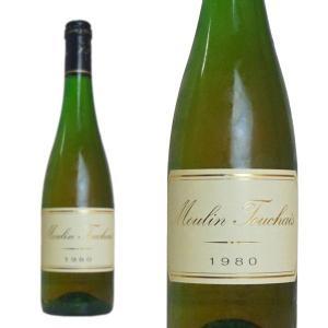 コトー・デュ・レイヨン レゼルヴ 1980年 ドメーヌ・トゥーシェ 750ml (フランス ロワール 白ワイン)|wineuki