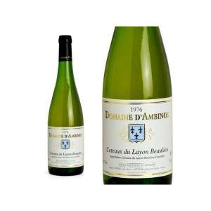 コトー・デュ・レイヨン ボーリュー 1976年 ドメーヌ・ダンビノ 750ml (フランス ロワール 白ワイン) wineuki