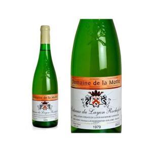 コトー・デュ・レイヨン・ロックフォール ドゥミ・セック 1979年 ドメーヌ・ド・ラ・モット 750ml (フランス ロワール 白ワイン)|wineuki