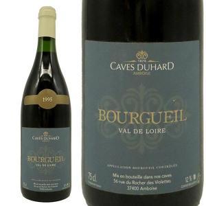 ブルグイユ 1995年 カーヴ・デュアール(ダニエル・ガテ) 750ml (ロワール 赤ワイン)|wineuki