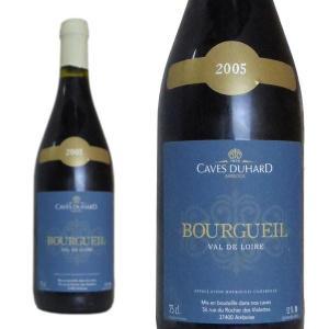 ブルグイユ 2005年 カーヴ・デュアール(ダニエル・ガテ) 750ml (フランス ロワール 赤ワイン)|wineuki