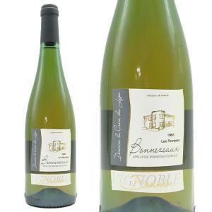 ボンヌゾー レ・ペリエール 1983年 ドメーヌ・ラ・クロワ・デ・ロージュ 750ml (フランス ロワール 白ワイン)|wineuki