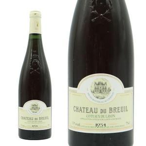 コトー・デュ・レイヨン ボーリュー ヴィエイユ・ヴィーニュ 1954年 シャトー・デュ・ブルイユ 750ml (フランス ロワール 白ワイン)|wineuki