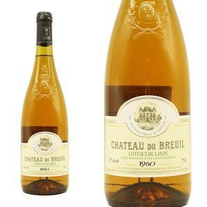 コトー・デュ・レイヨン ボーリュー ヴィエイユ・ヴィーニュ 1960年 シャトー・デュ・ブルイユ 750ml (フランス ロワール 白ワイン) wineuki