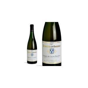 コトー・デュ・レイヨン ボーリュー 1967年 ドメーヌ・ダンビノ (フランス・白ワイン) wineuki