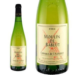 コトー・ド・ローバンス ムーラン・ド・バブリュ 1984年 ドメーヌ・ド・バブリュ 750ml (フランス ロワール 白ワイン)|wineuki