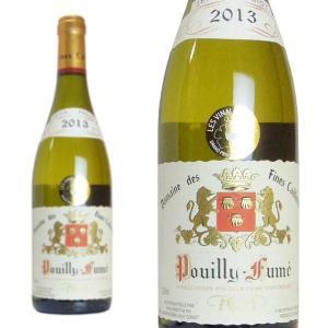 プイィ・フュメ ドメーヌ・デ・ファン・カイヨ 2013年 ドメーヌ・ジャン・パビオ 750ml (フランス ロワール 白ワイン)|wineuki