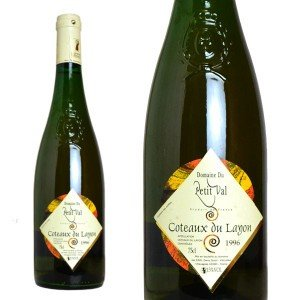 コトー・デュ・レイヨン  1996年 ドメーヌ・デュ・プティ・ヴァル (フランス・白ワイン)