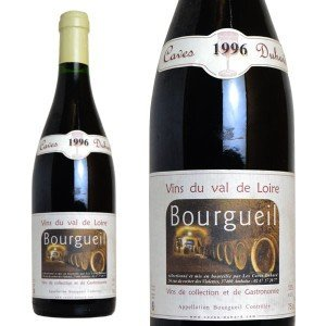 ブルグイユ 1996年 カーヴ・デュアール(ダニエル・ガテ) 750ml (ロワール 赤ワイン)|wineuki