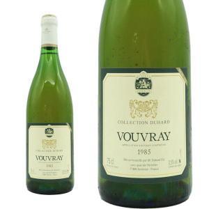 ヴーヴレ ドゥミ・セック 1985年 カーヴ・デュアール(ダニエル・ガテ) 750ml (ロワール 白ワイン)|wineuki