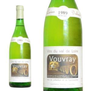 ヴーヴレ ドゥミ・セック 1989年 カーヴ・デュアール(ダニエル・ガテ) 750ml (ロワール 白ワイン)|wineuki