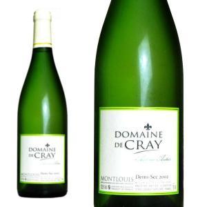 モンルイ ドゥミ・セック 2002年 ドメーヌ・ド・クレイ 750ml (フランス ロワール 白ワイン)|wineuki