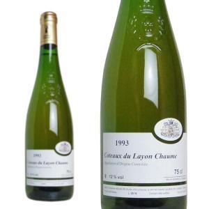 コトー・デュ・レイヨン・ショーム 1993年 ミッシェル・ブルアン 750ml (フランス ロワール 白ワイン)|wineuki