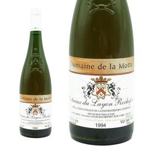 コトー・デュ・レイヨン・ロックフォール ドゥー 1994年 ドメーヌ・ド・ラ・モット 750ml (フランス ロワール 白ワイン)|wineuki