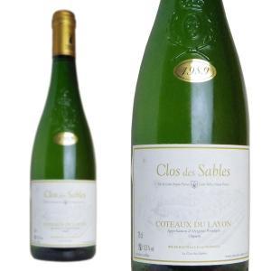 コトー・デュ・レイヨン 1989年 ドメーヌ・クロ・デ・サブル 750ml (フランス ロワール 白ワイン)|wineuki