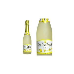 カフェ・ド・パリ ブラン・ド・フルーツ レモン (フランス・スパークリングワイン)|wineuki