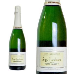 クレマン・ド・アルザス クロ・デ・パイアン ブリュット 1996年 セッピ・ランドマン (フランス スパークリングワイン 白)|wineuki