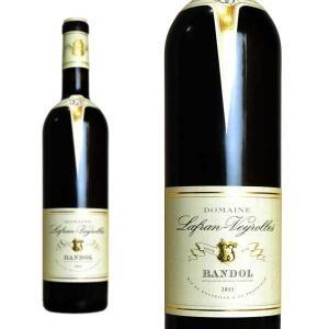 バンドール キュヴェ・スペシアル 2011年 ドメーヌ・ラフラン・ヴェロル 750ml (フランス プロヴァンス 赤ワイン)|wineuki