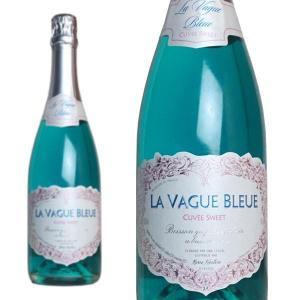 ラ・ヴァーグ・ブルー キュヴェ・スイート NV エルヴェ・ケルラン 750ml (フランス プロヴァンス スパークリングワイン)|wineuki