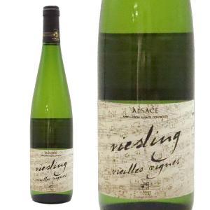 アルザス リースリング ヴィエイユ・ヴィーニュ 2017年 ドメーヌ・ジェラール・メッツ 750ml (フランス アルザス 白ワイン)|wineuki