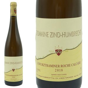 アルザス ゲヴュルツトラミネール ロッシュ・カルケール 2016年 ドメーヌ・ツィント・フンブレヒト 750ml (フランス アルザス 白ワイン)|wineuki