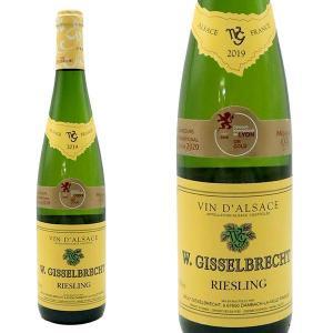 アルザス リースリング 2016年 ドメーヌ・ウィリ・ギッセルブレッシュトゥ 750ml (フランス アルザス 白ワイン) 6本お買い上げで送料無料|wineuki