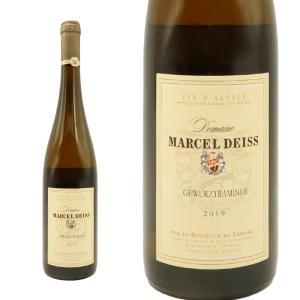 アルザス ゲヴュルツトラミネール 2015年 ドメーヌ・マルセル・ダイス 750ml (フランス アルザス 白ワイン)|wineuki