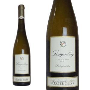 アルザス ランゲンベルグ プルミエ・クリュ 2016年 ドメーヌ・マルセル・ダイス 750ml (フランス アルザス 白ワイン)|wineuki