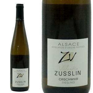 アルザス リースリング オルシュヴィール 2017年 ドメーヌ・ヴァランタン・チェスラン 750ml 正規 (フランス アルザス 白ワイン)|wineuki